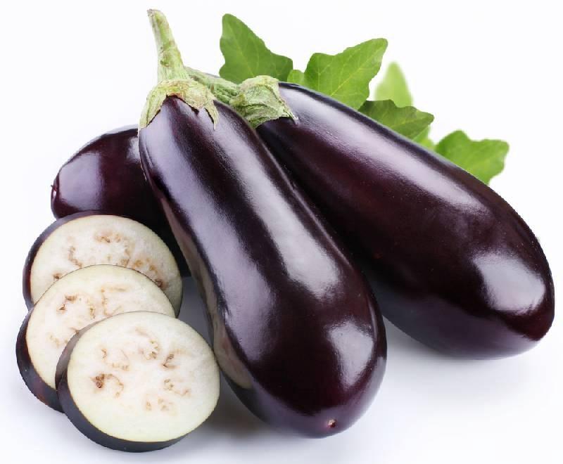 دانه و کاسبرگ گیاه بادمجان منابع عالی برای پکتین به شمار میروند.